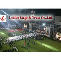 Buy cheap Aluminum Box Truss for Sports Meeting , stage lighting truss product