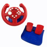 Buy cheap Mini Video Game Steering Wheel compatible with Nintendo Switch/ Playstation3 from wholesalers