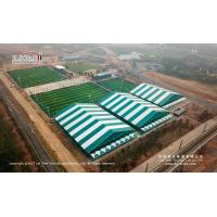 Buy cheap 40 X 75m Clear Span PVC Aluminum Tent For Sport Events / Football Court product