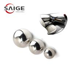 High Hardness Bulk Steel Balls , G100 Grade 6mm Steel Ball For Auto Parts
