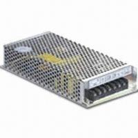 Buy cheap Universal Switching Power Supply, 100W Single Output, High Efficiency and Reliability product