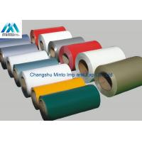 Buy cheap Color Coated PPGI Prepainted Galvanized Steel Coil For Corrugated Roofing product
