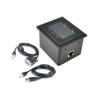 Buy cheap RS232 1D 2D Datamatrix RD4500R Fixed Mount Barcode Scanner For Kiosk product