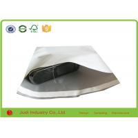 Buy cheap 0.6 Mm Poly Mailer Bags Tear Proof , Size 23 X 32 Cm Poly Bubble Mailers product