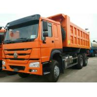 Buy cheap 40T SINOTRUK HOWO HF9 front axle 6*4 dump truck with 12.00r20 tyres product