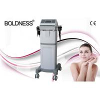 Buy cheap Fat Burning Ultrasonic Cavitation Slimming Machine , Tripolar Radio Frequency Machine product