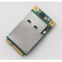 Buy cheap CWM900 Stamps Hole Form HSDPA Mini 3G Module For PDA, MID, Wireless Advertising , Media product