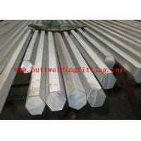 Buy cheap A276 904L Stainless Steel Bars Hexagonal Steel Bar Size S3mm - S180mm product