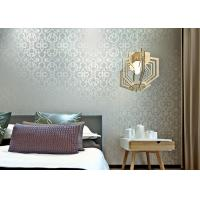 Buy cheap Custom Retro Vintage Wallpaper for Room Decor / Luxury Non Woven Wallcovering product