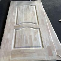 Buy cheap 4mm Thickness HDF Wood Door Skins For Door Decoration , Long Life Time product