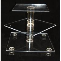 Buy cheap acrylic cake display product