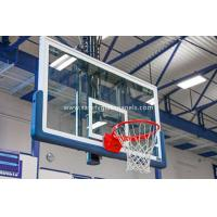 Safety Fully Temepered Glass Basketball Backboard Outdoor Basketball Hoops