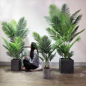Buy cheap 210cm Height Fake Bonsai Plants Ficus Sunflower Bamboo Traveller Banana Bonsai Tree product