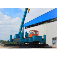 Buy cheap 60KW 2800KN Hydraulic Static Pile Driver For Vibration Control Areas product