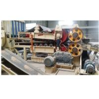 Buy cheap Wheat Straw Magnesium Oxide Board Production Line Fully Automatic High Speed from wholesalers