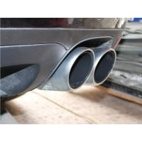 Buy cheap Porsche Cayenne 2011 Spare Parts Automobile , Steel Sport Type Exhaust Pipe product
