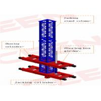 China Jacking and supporting system- Professional Building Construction Technology For High Rise Building on sale