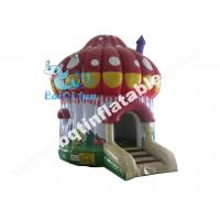 Quality Inflatable mushroom bouncer,inflatable standard bouncer,inflatable digital printed jumper for sale