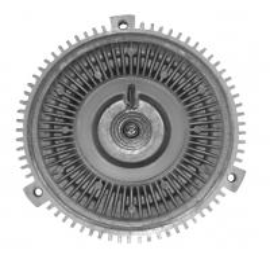 China 11 52 7 502 804 BM-F97 Viscous fan clutch on sale