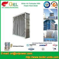 Buy cheap Water Heat CFB Boiler APH Steam Air Preheater In Cement Plant , Tubular Air PreHeater product