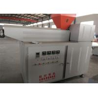 China High Speed PP PE Raw Material Plastic Extrusion Machine With Frequency Control on sale