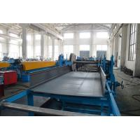 90 - 600mm Profile Width Cable Tray Roll Forming Machine 7.5KW Motor High Speed