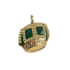 Buy cheap Custom Logo Soft Metal Enamel Lapel Pin Badge Sequins Decoration product