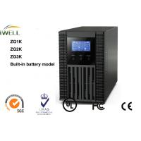 China Computer Double Conversion UPS , Industrial UPS Systems Generator Compatible wholesale