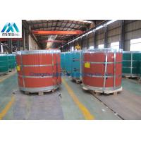 Buy cheap 5052 H38 Aluminium Colour Coated Coil Anti Finger With PE / PVDF Coating product