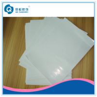 Buy cheap Custom Printing Blank Sticker , Custom Printed A4 Self Adhesive Label product
