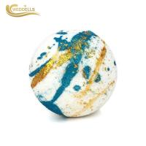 China Essential Oil Hemp Fizzy Custom Bath Bombs Lemon Smell BSCI SGS SDS on sale