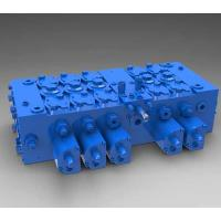 Buy cheap Full Load - sensitive Multi - way Directional Hydraulic Control Valve QFZMG32H product
