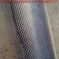 China stainless steel expanded metal wire mesh/diamond hole expanded metal mesh/aluminum expanded mesh really factory wholesale