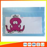Buy cheap Transparent / Colored Packing Ziplock Bags Airtight For Electronic Items Storage product