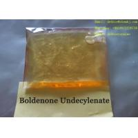 Buy cheap CAS 13103-34-9 Injectable Anabolic Steroids Boldenone Undecylenate / Equipoise product