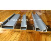 Buy cheap T3 - T8 Temper Aluminum Door Frame Profile / Aluminium Industrial Profile product