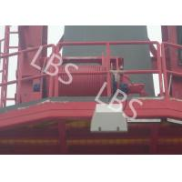 Buy cheap Heavy Offshore MarineTower Crane Winch For Mobile Cranes , Crawler Cranes product