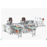Buy cheap Disposable Earloop Mask Producing Machine Non Woven 6300mm×3500mm×2000mm product