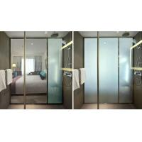 Buy cheap Transparent Glass Window Privacy Film , Energy Saving Switchable Privacy Glass product