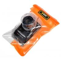 Buy cheap Reusable Plastic Waterproof Travel Pouch TPU 0.35mm Thickness For Diving / Surfing from wholesalers