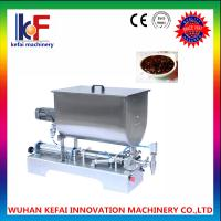 China reasonable cost  hair cream filling machine made in china wholesale