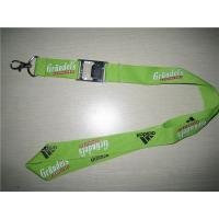 China Imprint polyester neck lanyard with metal bottle opener, functional neck straps wholesale on sale