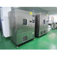 China 800L Temperature And Humidity Testing Chamber With Safety Protection Device on sale