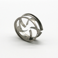 China Tower Packing Metal Cascade Mini Ring(CMR) 25mm, 38mm, 50mm on sale
