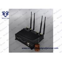 Buy cheap Adjustable Remote Control Jammer Dimension 200L*165W*60Hmm 360Degree Jamming product