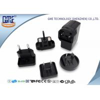 Buy cheap Black EU US UK AU Plug 5V 2A USB Universal Travel Adapter for Visual Products product