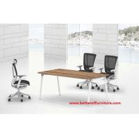 Buy cheap 2020 Moudle design for Wooden Metal Melamine Office Small Meeting Table KD structure product