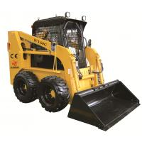 Quality Wenyang machinery  new skid steer loader WY60G 850kg loading with 0.4-0.5m3 bucket for sale