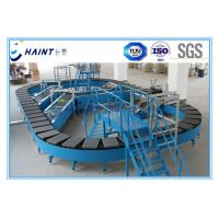 Buy cheap High Speed Cross Belt Sorter Low Noise Loop For E - Commerce Industry product