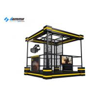 Buy cheap 220v 9D Virtual Reality Simulator Shooting Games Resolution 2160 X 1200 Pixels product